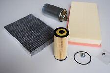 Inspektionspaket Inspektionskit Filter Set Seat Leon 1M 1,9 TDI 74KW 100PS AXR