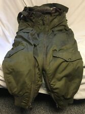 WW2 Army Air Force Flight Pants Wool Lined Size 30 Stagg Garment Type A-11A Hunt
