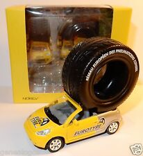 NOREV 3 INCHES 1/54 CITROEN C3 EUROTYRE TOUR DE FRANCE CYCLISTE IN BOX