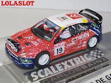 """CITROEN XSARA WRC MONTECARLO 2003 C.SAINZ """"ED.LIMITADA"""""""