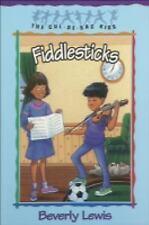 Fiddlesticks (The Cul-de-Sac Kids, No. 11) (Book 11), Lewis, Beverly, Good Book