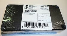 Hammond Box 1590G 1590GBK Aluminum Box Ideal for Electronic Free Shipping in USA