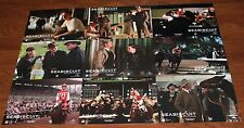 Seabiscuit  lobby card set 9 Tobey Maguire horse racing Jeff Bridges