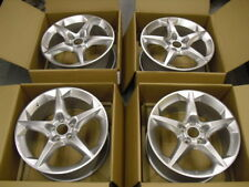 "VAUXHALL ASTRA H 18"" PENTA ALLOY WHEELS SET OF 4 GENUINE NEW 04-10"