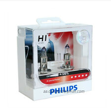 GENUINE PHILIPS H1 X-treme Vision +100% +35m beam bulbs