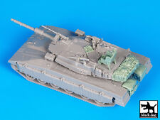 Blackdog Models 1/72 ISRAELI MERKAVA TANK ACCESSORIES Resin Set