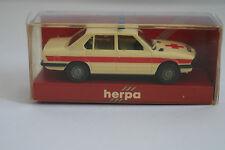 Herpa Modellauto 1:87 H0 BMW 528i Notarzt