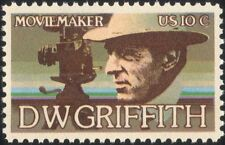 USA 1975 D W Griffith/Film/Cinema/Movies/Arts/People/Entertainment 1v (n44744)
