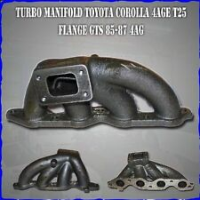 SALE- Cast Turbo exhaust TURBO T2 Manifold suit Toyota Corolla 4AGE 4AG 4AGZE