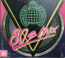 Various Artists - Ministry Of Sound (80s Mix) (2014) New/Sealed