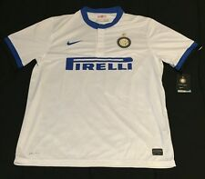 Nike INTER MILAN 2013-14 Away Jersey Size: XL