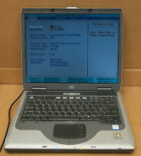 "Compaq NX9020 - Celeron 1.30GHz, NO  Memory, 30GB HDD 15"" Laptop FAULTY"