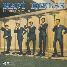 Mavi Isiklar - Iyi Düsün Tasi (Vinyl LP - 1967 - EU - Reissue)