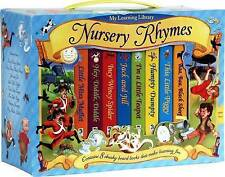 Learning Library: Nursery Rhymes  Board Book 9781741571974