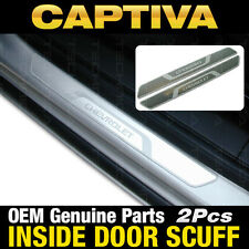 OEM Genuine Parts Inside Door Scuff For CHEVROLET Captiva