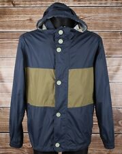 Paul Smith Jeans Hooded Men Jacket Coat Size L, Genuine