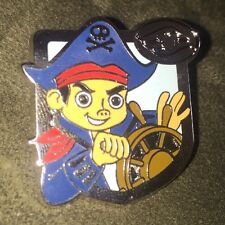 DISNEY CRUISE LINE DCL PWP PURCHASE WITH PURCHASE JAKE AND NEVERLAND PIRATES PIN