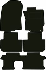 Mitsubishi Outlander 7 Seater Manual Tailored Deluxe Quality Car Mats 2013-2017