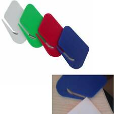 Letter Opener Cutter Open Office Envelope Safe Guarded Sharp Blade Plastic