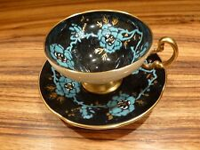 Great Vintage english cup / saucer set-old royal bone china [Y7-W7-A8-E8]