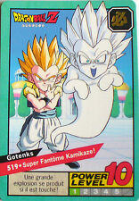 CARTE DRAGON BALL LE GRAND COMBAT N-¦ 519 GOTENKS POWER LEVEL 10