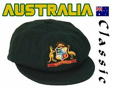 Australia Cricket ACB 2016 Baggy Green Cap Hat.Test Ashes.Odi T20. Coat of Arms