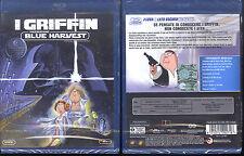 Cofanetto Blu-Ray Disc Brd nuovo sigillato I GRIFFIN PRESENTANO BLUE HARVEST