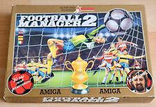Football Manager 2 , Spiel für Commodore/AMIGA, Original verpackung / Boxed