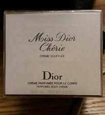 100% Genuine CDior Miss Cherie Perfumed Body Creme 200ML Box ~ Discontinued Rare