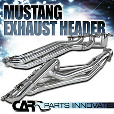 Ford 11-15 Mustang GT 5.0L V8 Stainless Long Tube Racing Manifold Header Exhaust