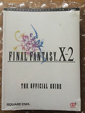 BRAND NEW FACTORY SEALED FINAL FANTASY X-2 STRATEGY GUIDE FINAL FANTASY 10-2