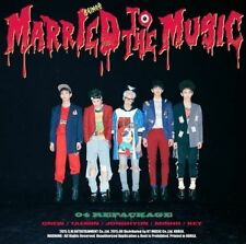 SHINEE - [MARRIED TO THE MUSIC] Vol.4 4th Album Repackage CD Sealed K-POP SM