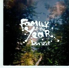 (EL962) Family of the Year, Buried - 2013 DJ CD