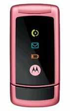 Motorola W220 Sim Free Mobile Phone- Pink Missing Parts