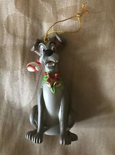 Disney Grolier Tramp From Lady And The Tramp Christmas Decoration Ornament