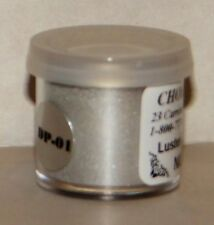 Nu Silver Dust (Coin Silver) 2 grams Cake Decor Dust-Gum Paste Deco DP-01