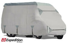 Class B Expedition RV Motorhome Cover Fits 24-26 FT Grey