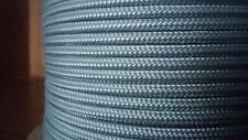 4 mm x 500 ft. Accessory Cord/Rope. Banner/Camp/Utility. 700 #.Silver. US Made