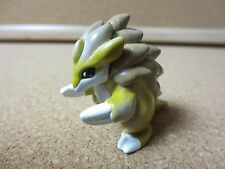 Vintage Genuine Pokemon Stamped TOMY Auldey Toy Figure 1.5 Inch Sandslash (PG841