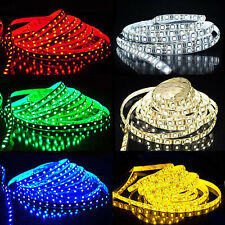 Super Bright 1m SMD 5050 60 LED rgb Waterproof Flexible Light Strip lamp DC 12V