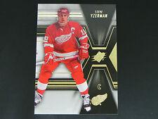 2014-15 SPx Base Card #98 Steve Yzerman Detroit Red Wings