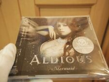 Used_CD Mermaid Maxi Aldious FREE SHIPPING FROM JAPAN BJ07