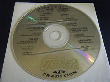 A Tribute to Tradition by Various Artists (CD, Sep-1998) - Disc Only!!!!
