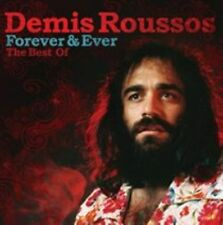 DEMIS ROUSSOS FOREVER & EVER: THE BEST OF CD (GREATEST HITS)
