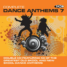 New DMC Dance Anthems Vol 7 DJ Clubber CD September 2013 Release