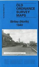 MAP OF BIRTLEY (NORTH) 1940