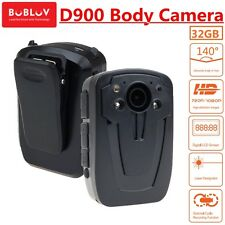 Police Camera Security Guard Recorder DVR Body Pocket HD 1080P Night Vision 32GB