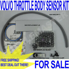 NEW 99 00 01 02 Volvo ETM Contactless Throttle Body Position Sensor TPS Kit