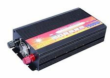 3000W 3000 Watts Peak Real 1500W 1500 Power Inverter Converter 12V DC to 110V AC