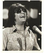 "VINTAGE 1978 RONNIE MILSAP NBC TV FILE B&W PHOTO! 7x9""! NBC LOGO! NIGHT OF STARS"